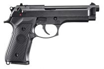 WE M92 Full Metal Noir Gaz Blowback Semi et Full Auto