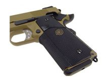 WE MEU 1911 TAN GBB